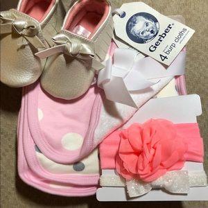 NWT Baby Girl Bundle